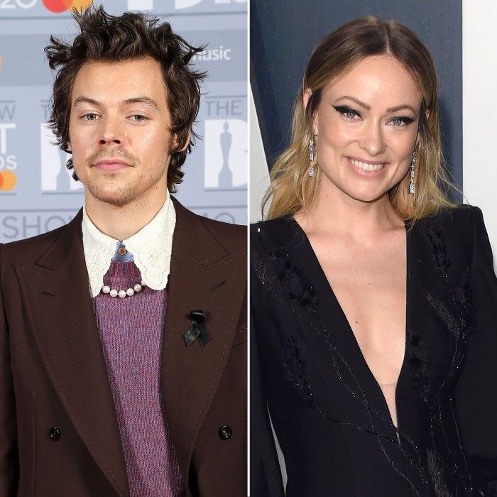 Harry Styles Dating Olivia Wilde