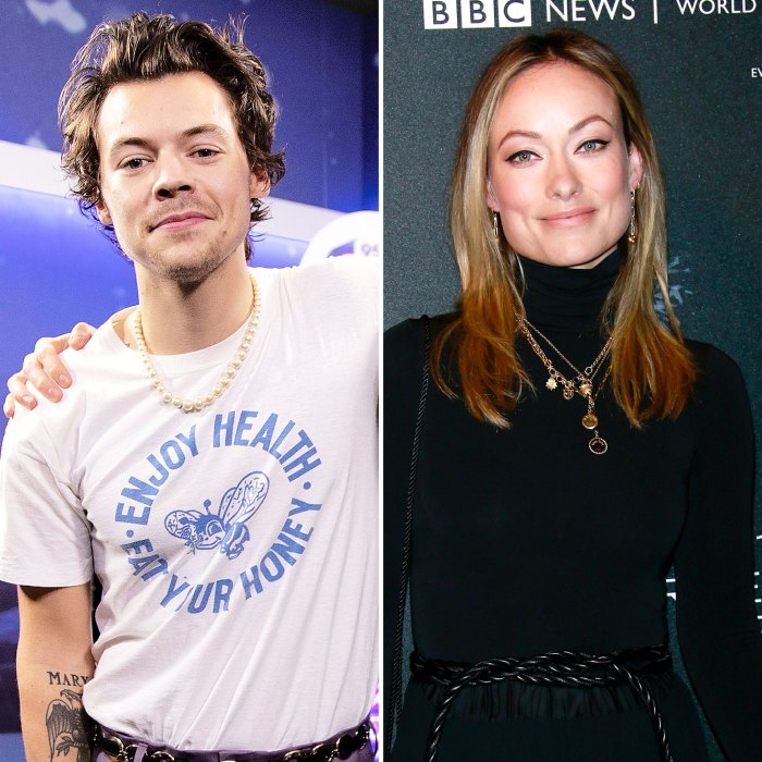 Harry Styles Olivia Wilde Step Out After Wedding Date