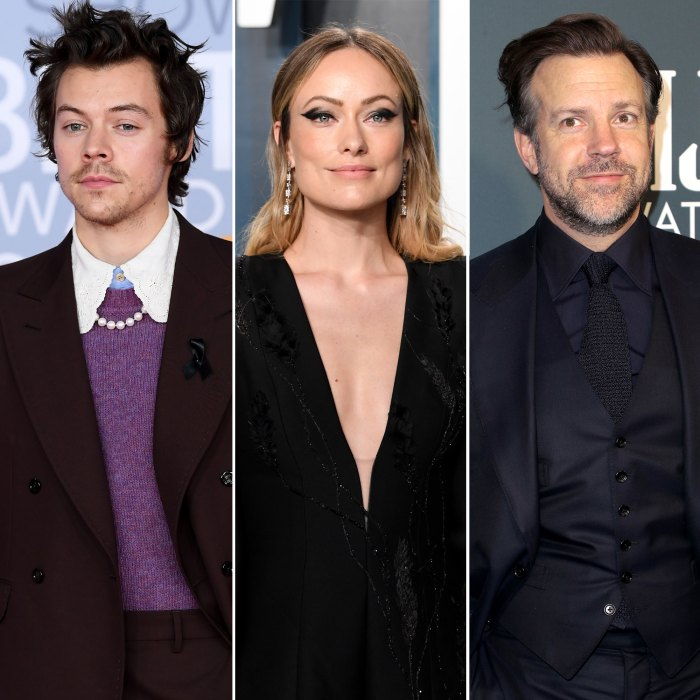 Harry Styles Was 'a Reason' for Olivia Wilde's Split From Jason Sudeikis