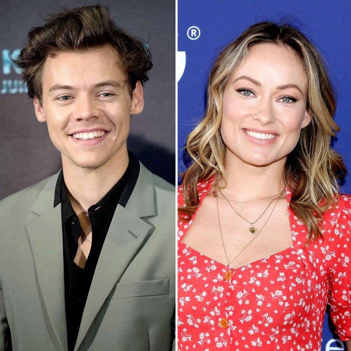 Harry Styles y Olivia Wilde tuvieron química instantánea en el set Don't Worry Darling