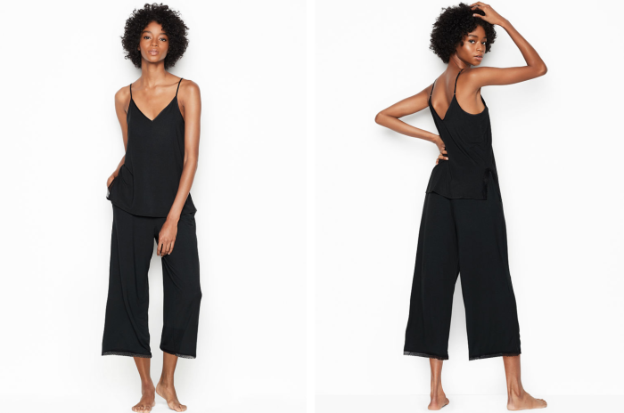 Heavenly by Victoria Supersoft Modal Cami & Pant Long PJ Set