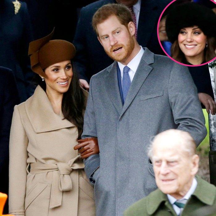 Cómo Meghan Markle, el príncipe Harry, sorprendió a la duquesa Kate en su 39 cumpleaños