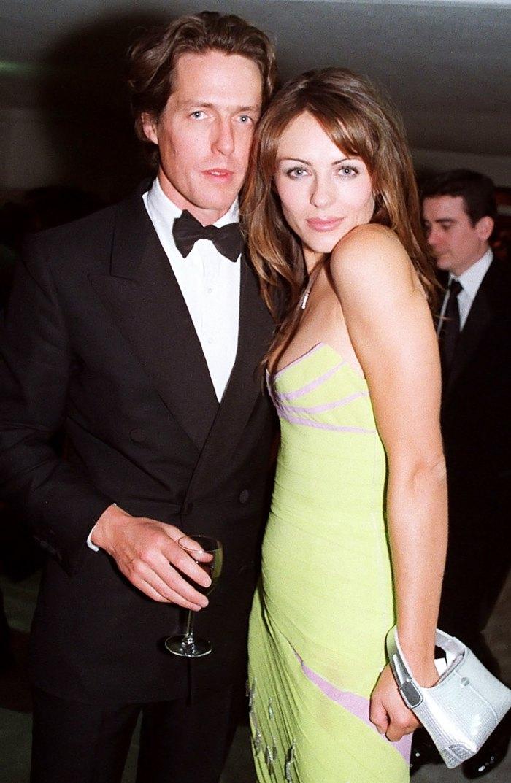 Hugh Grant bromea sobre coprotagonizar con la ex Elizabeth Hurley Paddington 3