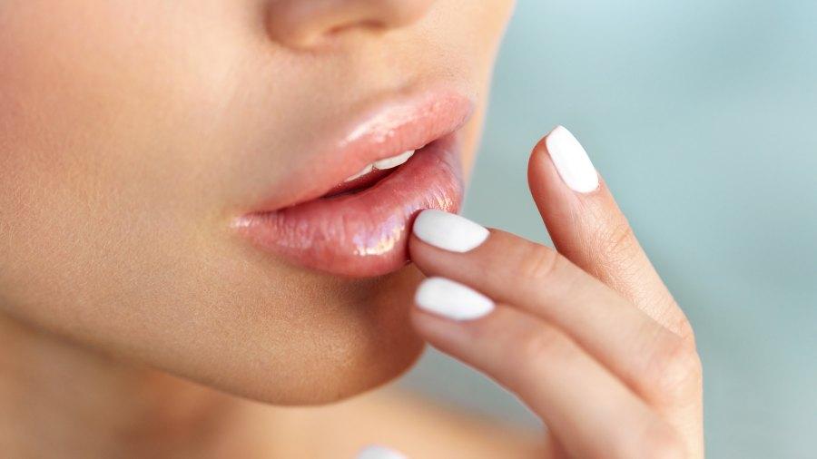 Hydrated-Lips-Stock-Photo
