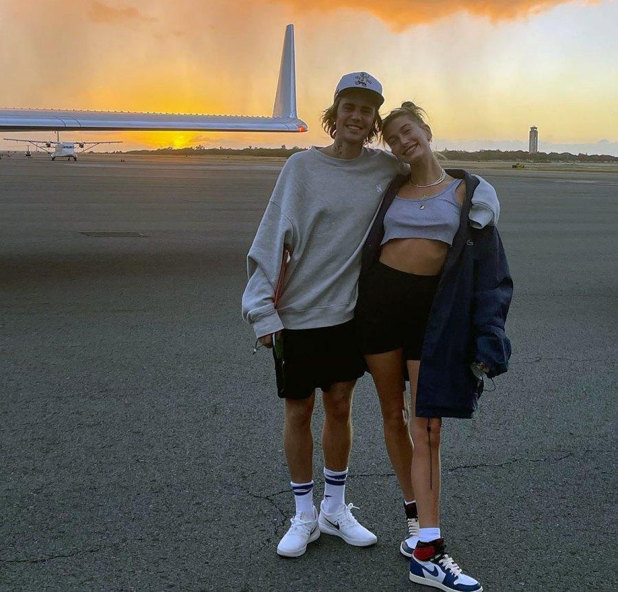 Inside Justin Bieber and Hailey Baldwin's Romantic Hawaii Getaway