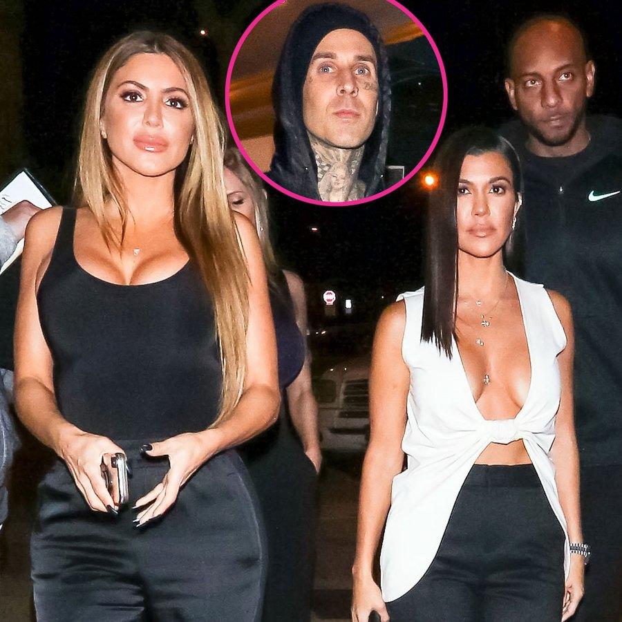November 2018 February 2019 Inside Kourtney Kardashian Travis Barker Relationship Timeline