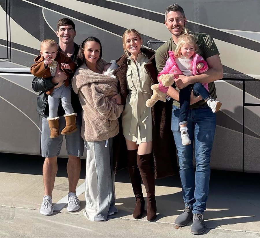Inside Lauren Burnham and Arie Luyendyk Jr.'s Family Vacation With Jessica Graf and Cody Nickson
