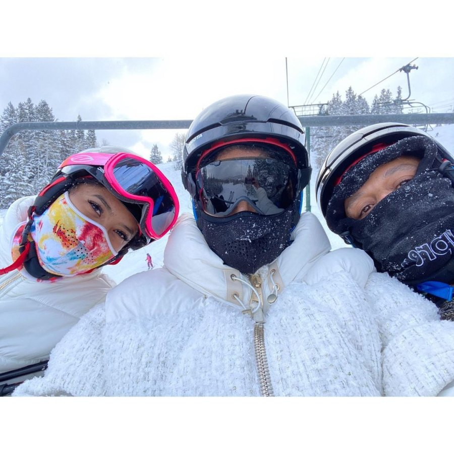 Inside Vanessa Bryant's Snowy Trip With Daughters Amid 1-Year Anniversary of Kobe and Gianna's Deaths