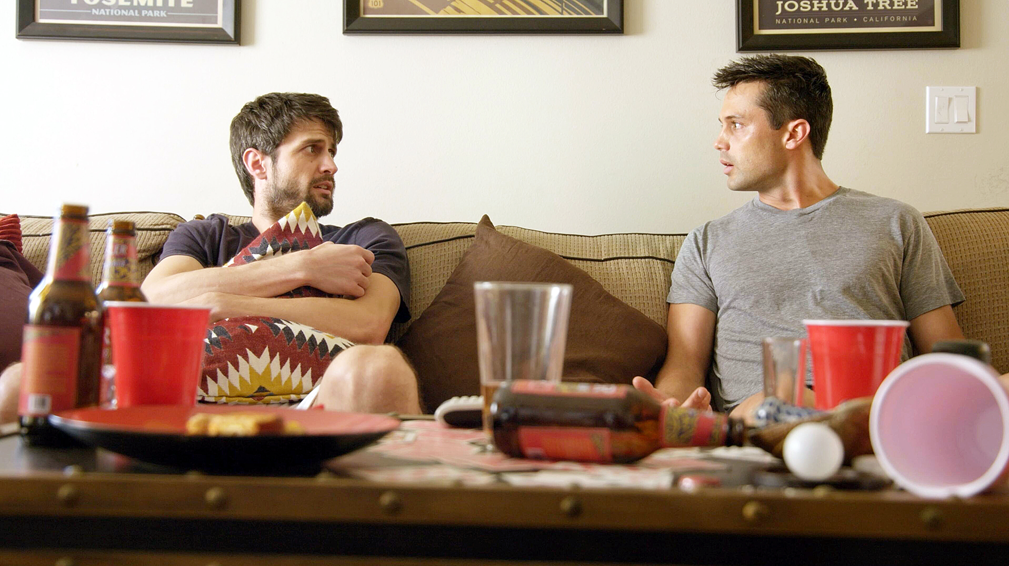 James Lafferty and Stephen Collettis Racy New Show Everyone Is Doing Great May Surprise One Tree Hill Fans