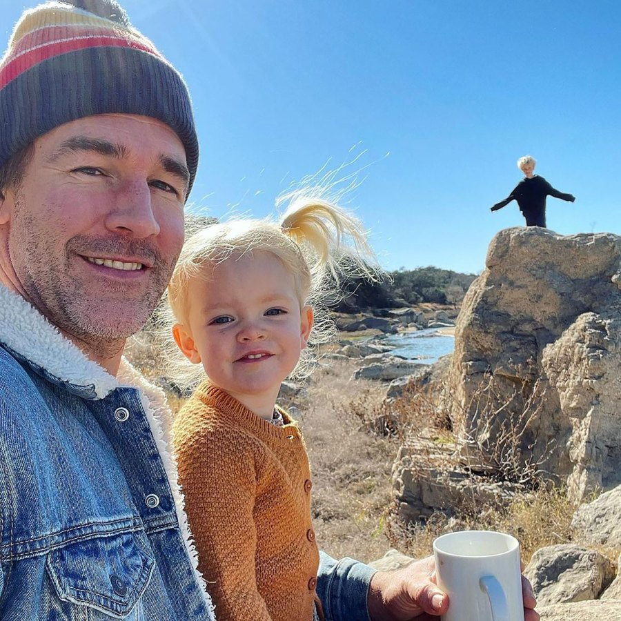 Texas Time! See James and Kimberly Van Der Beek's Sweetest Family Pics