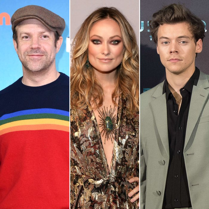 Jason Sudeikis Returns to Work on 'Ted Lasso' Season 2 After Olivia Wilde Moves on With Harry Styles