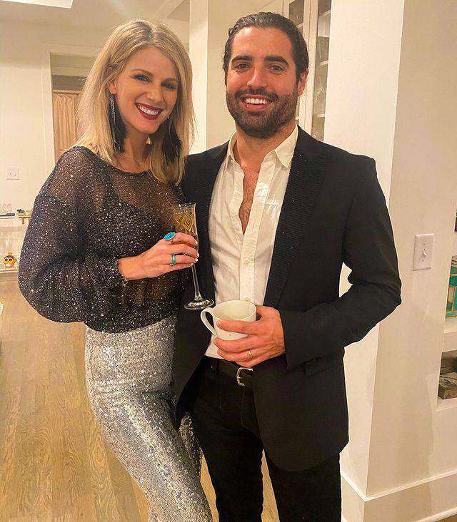 Celebrity Weddings of 2021: Jennifer Wayne and Austin Moody