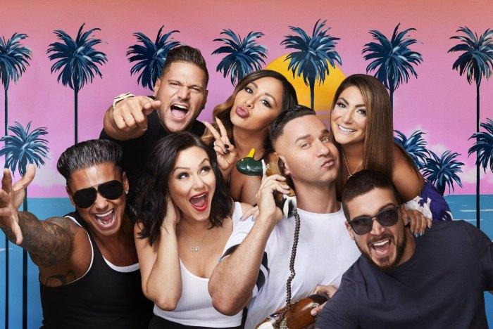 Pauly D cree que Nicole Snooki Polizzi Wil regresa al elenco de vacaciones familiares en Jersey Shore