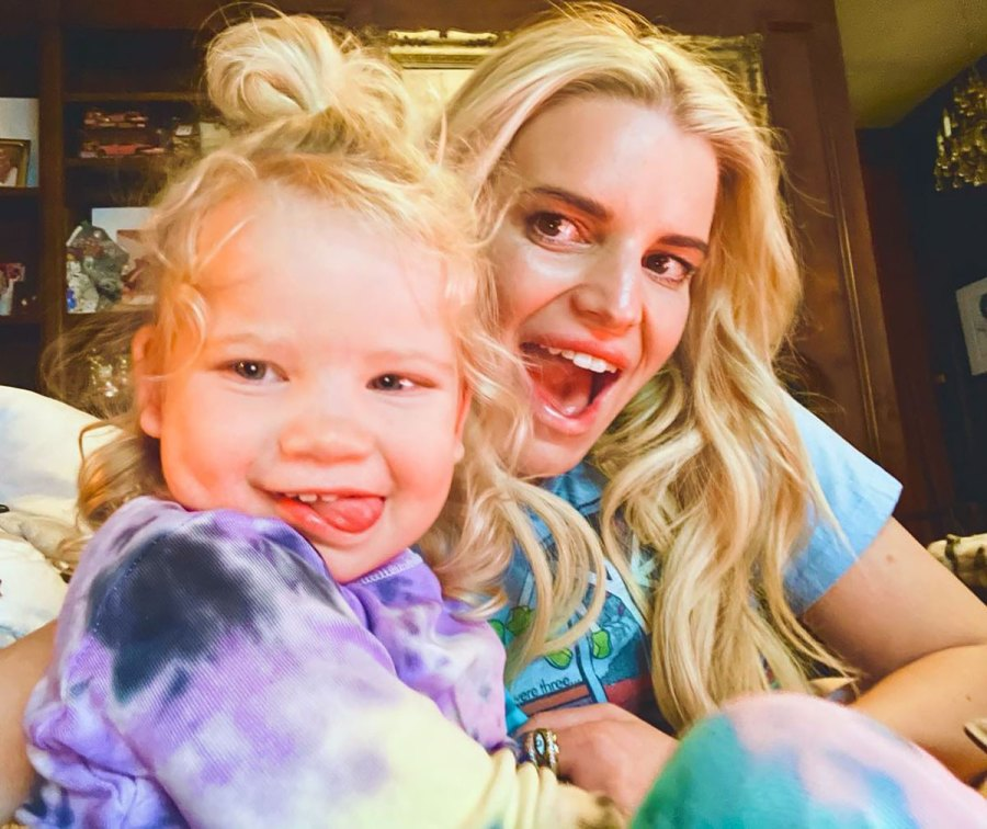Perfect Pair! See Jessica Simpson's Cutest Pics With Daughter Birdie
