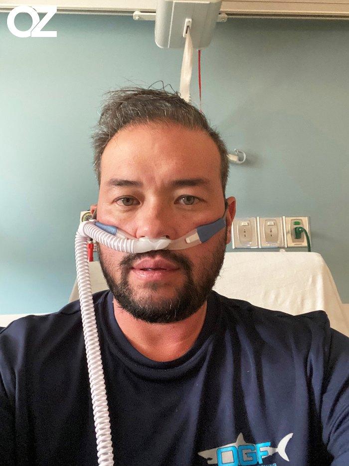 Jon Gosselin Hospitalized With COVID-19 Amid Pandemic