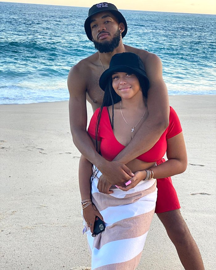 Jordyn Woods Asks Fans to 'Continue to Pray' For Boyfriend Karl-Anthony Towns After COVID-19 Diagnosis