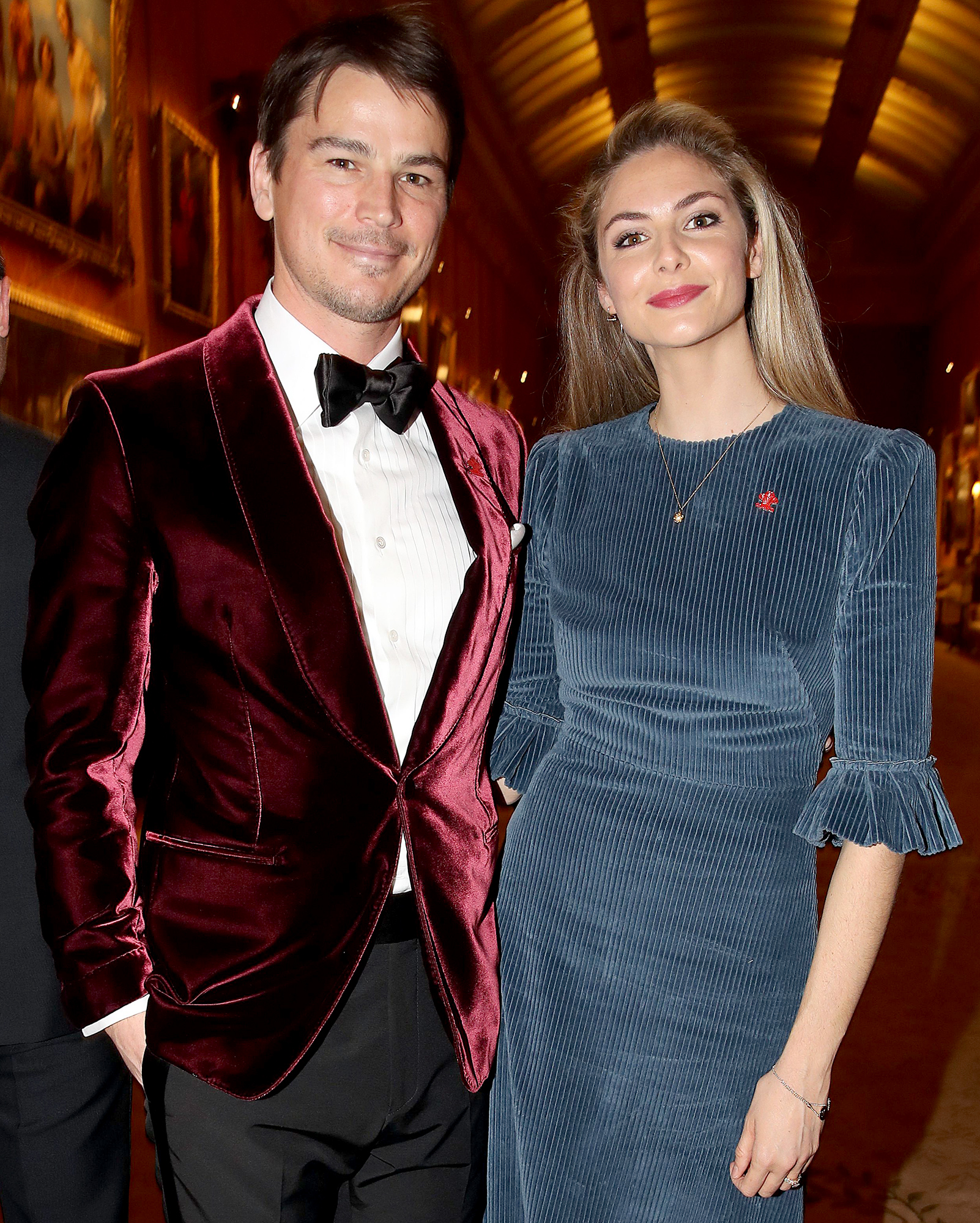 Josh Hartnett Confirms He and Tamsin Egerton Secretly Welcomed 3rd Baby in 2019