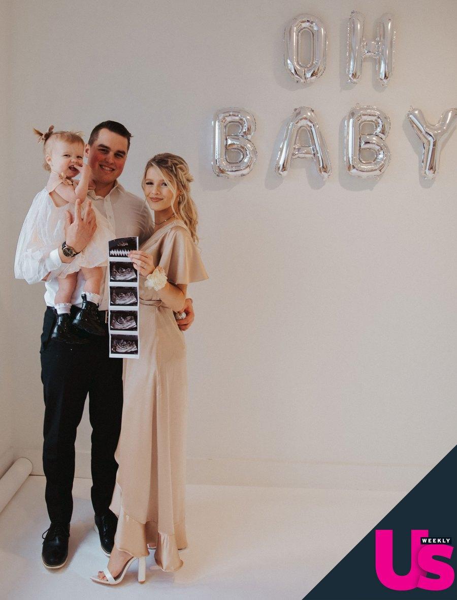 Josie Bates Pregnant Expecting 2nd Child With Kelton Balka Ultrasound