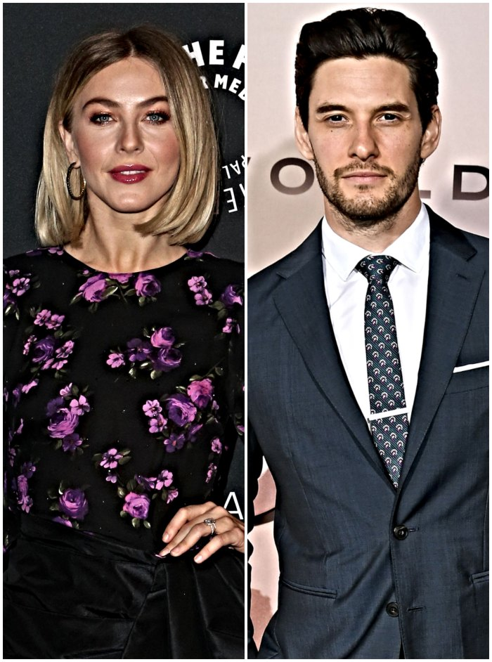 Julianne Hough and Ben Barnes Spotted Together 8 Months After Brooks Laich Split