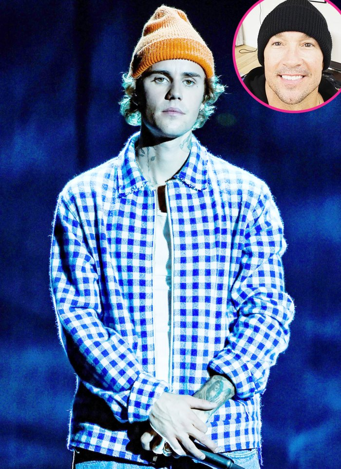 Justin Bieber Says Hes No Longer Part Hillsong Church Amid Scandal Carl Lentz