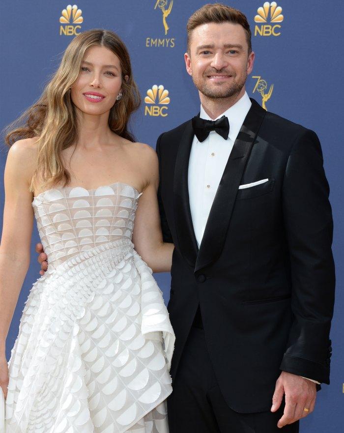 Justin Timberlake dice que su segundo hijo con Jessica Biel, Son Phineas, es 'increíble' y 'tan lindo'
