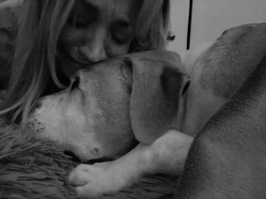 Kaley Cuoco Mourns 'Earth-Shattering' Death of Dog Norman
