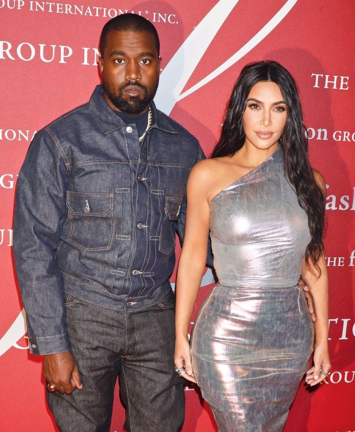 Kanye West está 'celoso' de que Kim pase tiempo con los niños y la reforma de la prisión