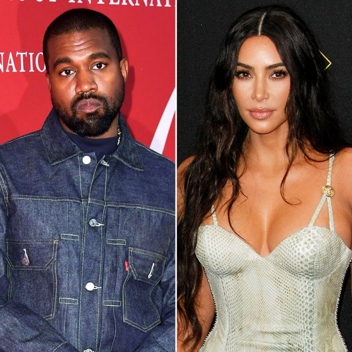 Kanye West Less Than Thrilled Marital Problems With Kim Kardashian Being Featured KUWTK