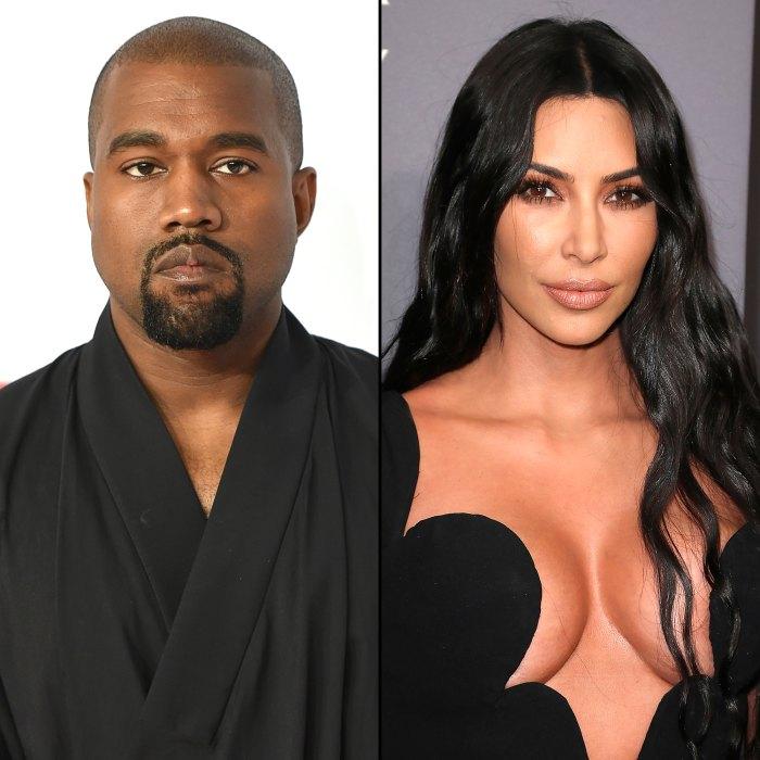 Kanye West se salta el último día de la filmación de 'Keeping Up With the Kardashians' en medio del drama con Kim Kardashian