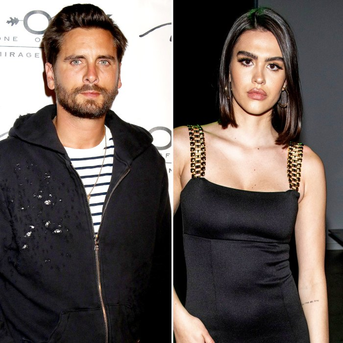 Kardashian Jenner Family's Supportive of Scott Disick Amelia Gray Hamlin