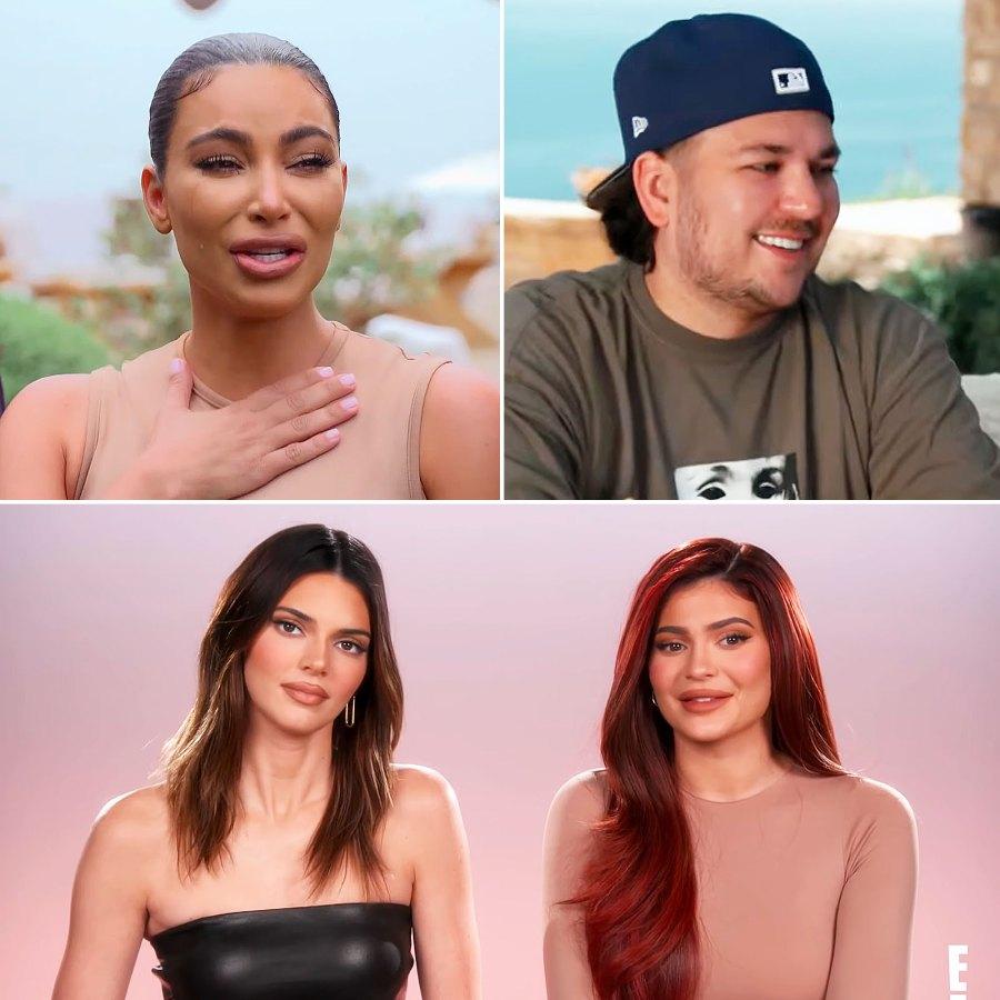 Kardashians Say a Tearful Goodbye to KUWTK in First Final Season Promo