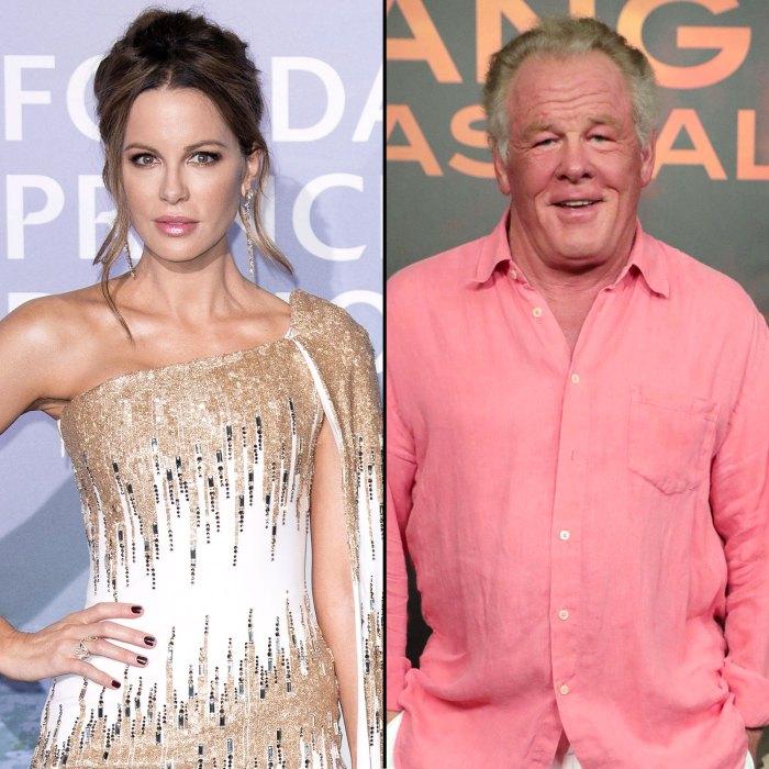 La hija de Kate Beckinsale soñó que estaba embarazada de los gemelos Nick Nolte