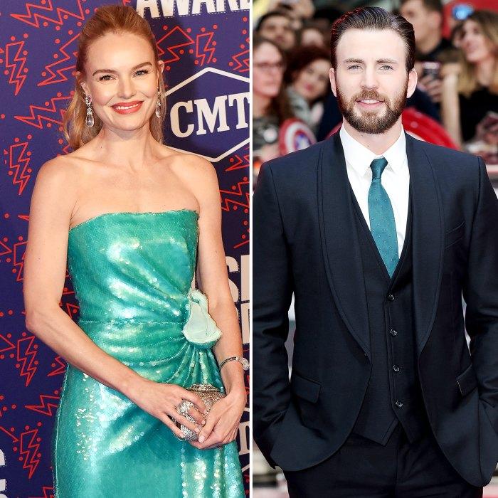 Kate Bosworth Posts Teenage Throwback Pics With Chris Evans