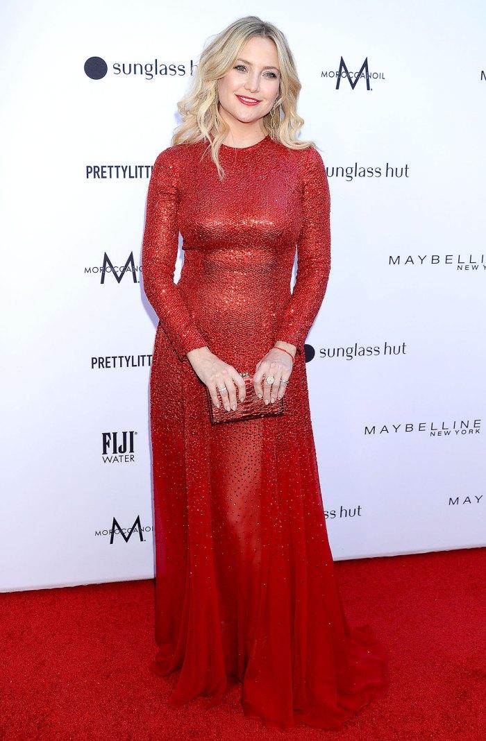 Kate Hudson se vuelve real sobre tener 3 hijos con 3 padres diferentes