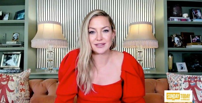 Entrevista a Kate Hudson Today