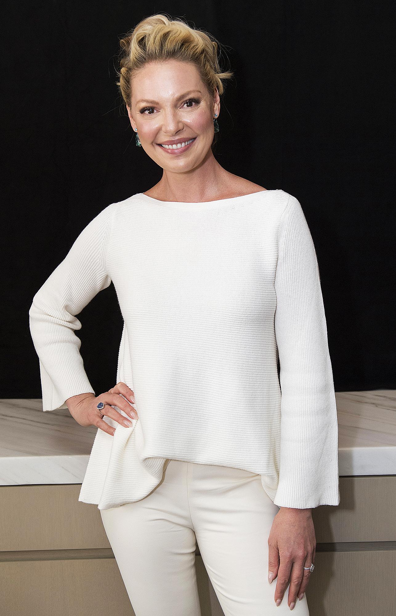 Katherine Heigl Would Never Say Never to Grey's Anatomy Return 1
