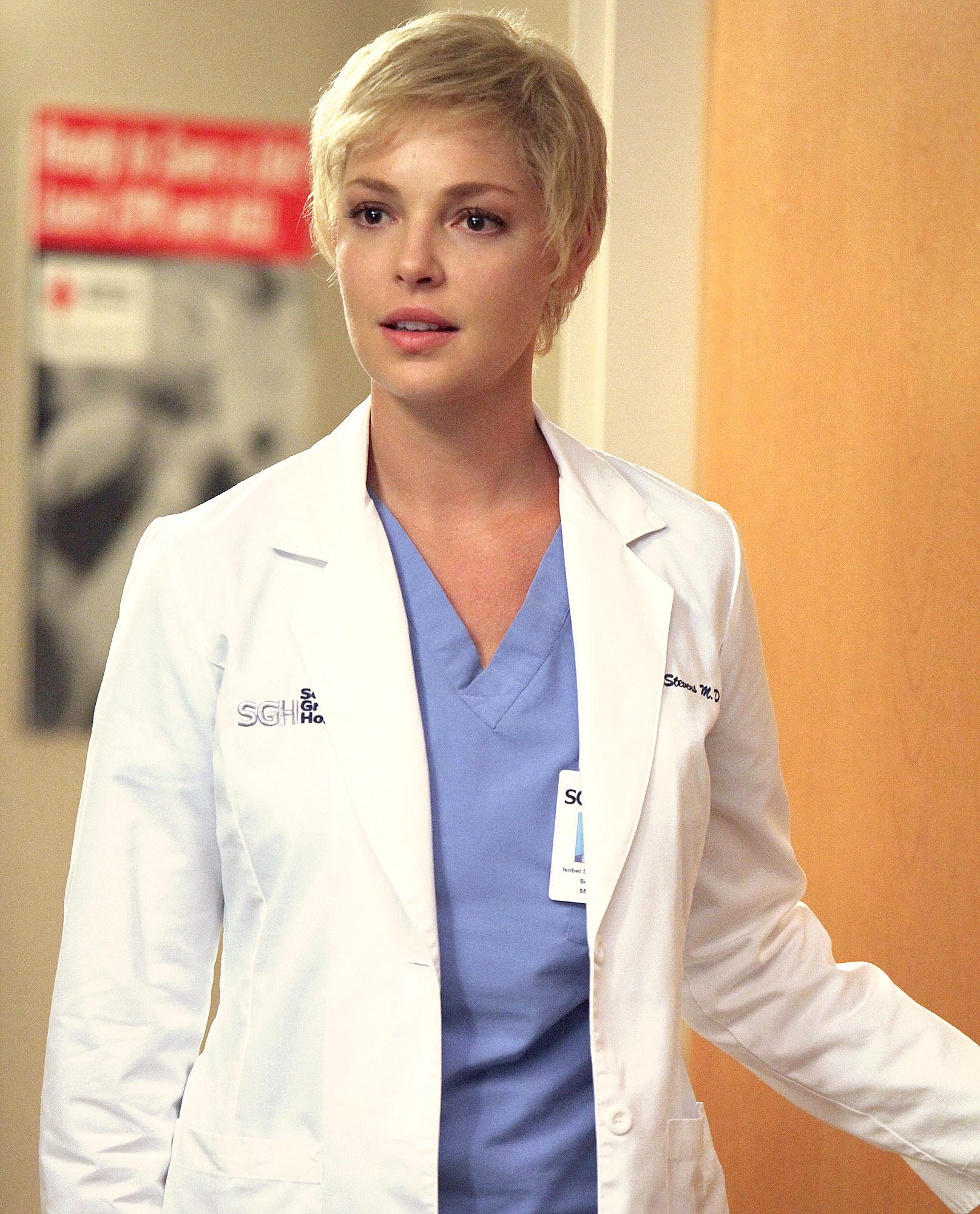 Katherine Heigl Would Never Say Never to Grey's Anatomy Return