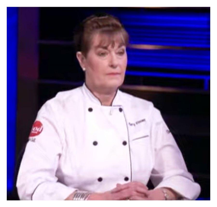 Kerry Vincent Food Network Dead