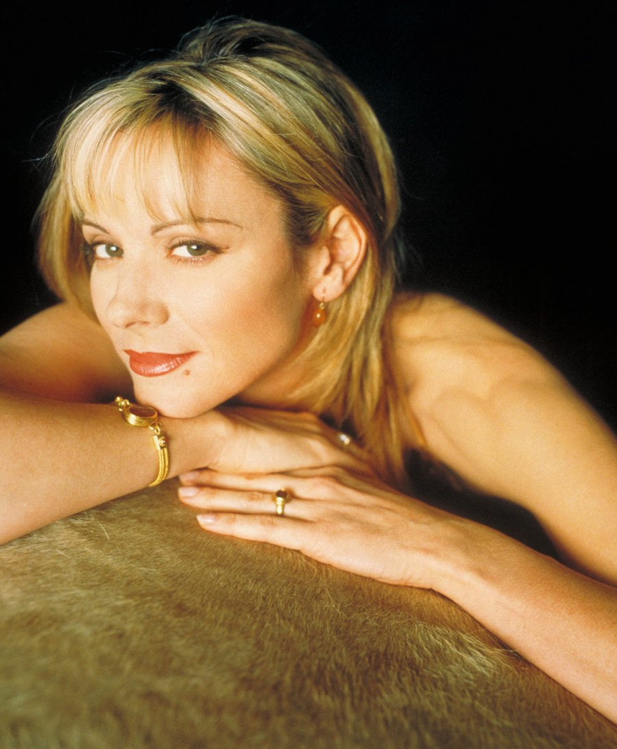 Kim Cattrall Sex and the City salaries