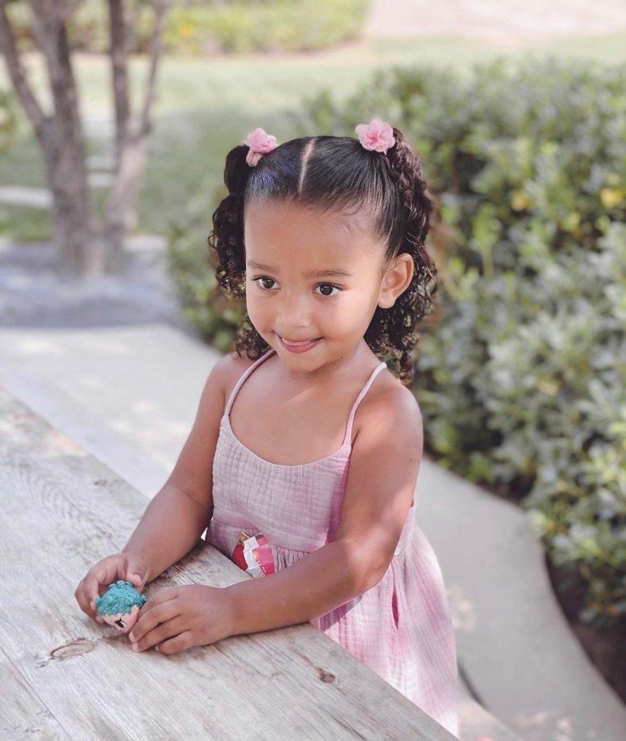 Kim Kardashian Celebrates Daughter Chicago's 3rd Birthday With New Photos