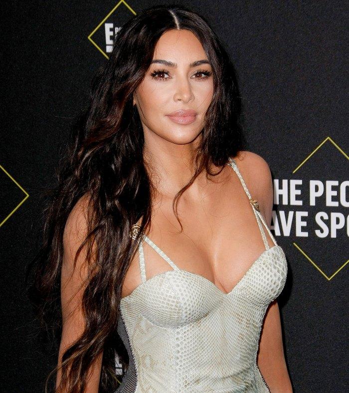 Kim Kardashian Getting Mind and Body Right Amid Kanye West Split Rumors 2
