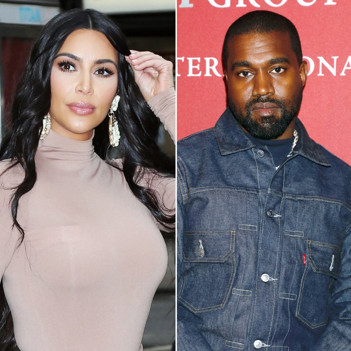 Kim Kardashian Goes Road Tripping Amid Kanye West Divorce Rumors