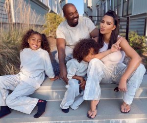 Kim Kardashian and Kanye West's Son Saint, 5, Practices His Japanese: Video