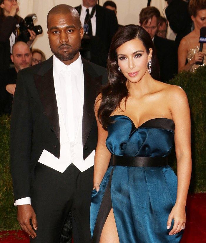 Kim Kardashian Spotted Wearing Wedding Band as Kanye West Divorce Looms