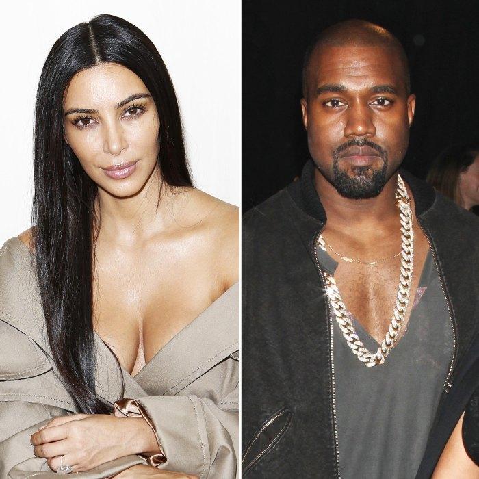 Los amigos de Kim Kardashian y Kanye Wests creen que el divorcio les dará un nuevo comienzo