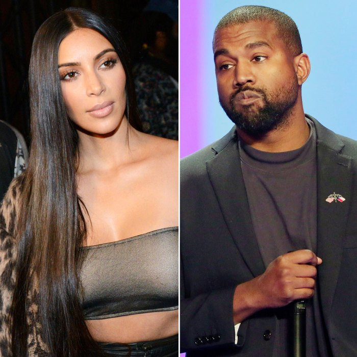 Kim Kardashian and Kanye West Had to Live Apart After Their Communication Turned Downright Toxic