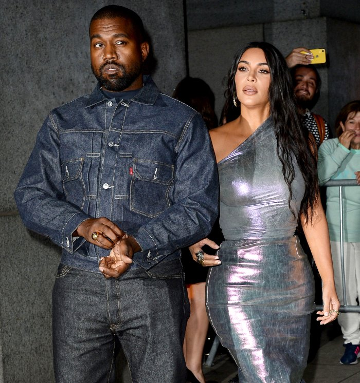 Kim Kardashian's Friends Are Surprised She Hasn't Filed for Divorce From Kanye West Yet