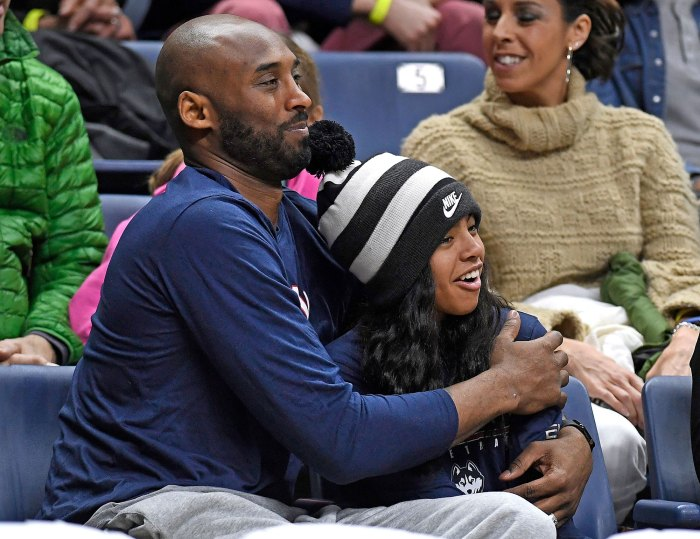 Kobe Bryant Gianna 1st Anniversary of Their Deaths
