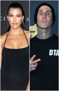 Kourtney Kardashian and Travis Barker Are Officially Dating: He Is 'Very Smitten'