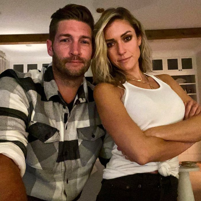 Kristin Cavallari and Jay Cutler Spark Reconciliation Rumors With Friendly Pic: '10 Years. Can't Break That'